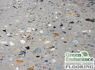 Green Endurance Concrete Flooring Photo Gallery